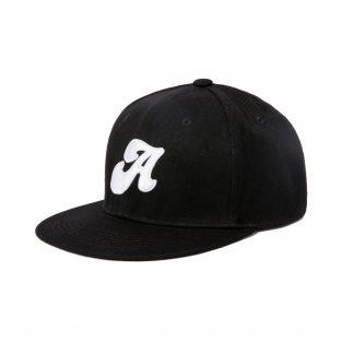 A Few Good Kids Black A Logo Snapback Cap