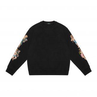 A Few Good Kids Cherub Sweater - Black